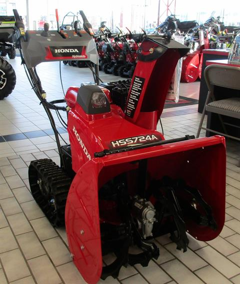 Honda Power Equipment HSS724AT in Anchorage, Alaska - Photo 1