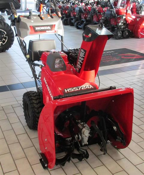 Honda Power Equipment HSS724AWD in Anchorage, Alaska - Photo 1