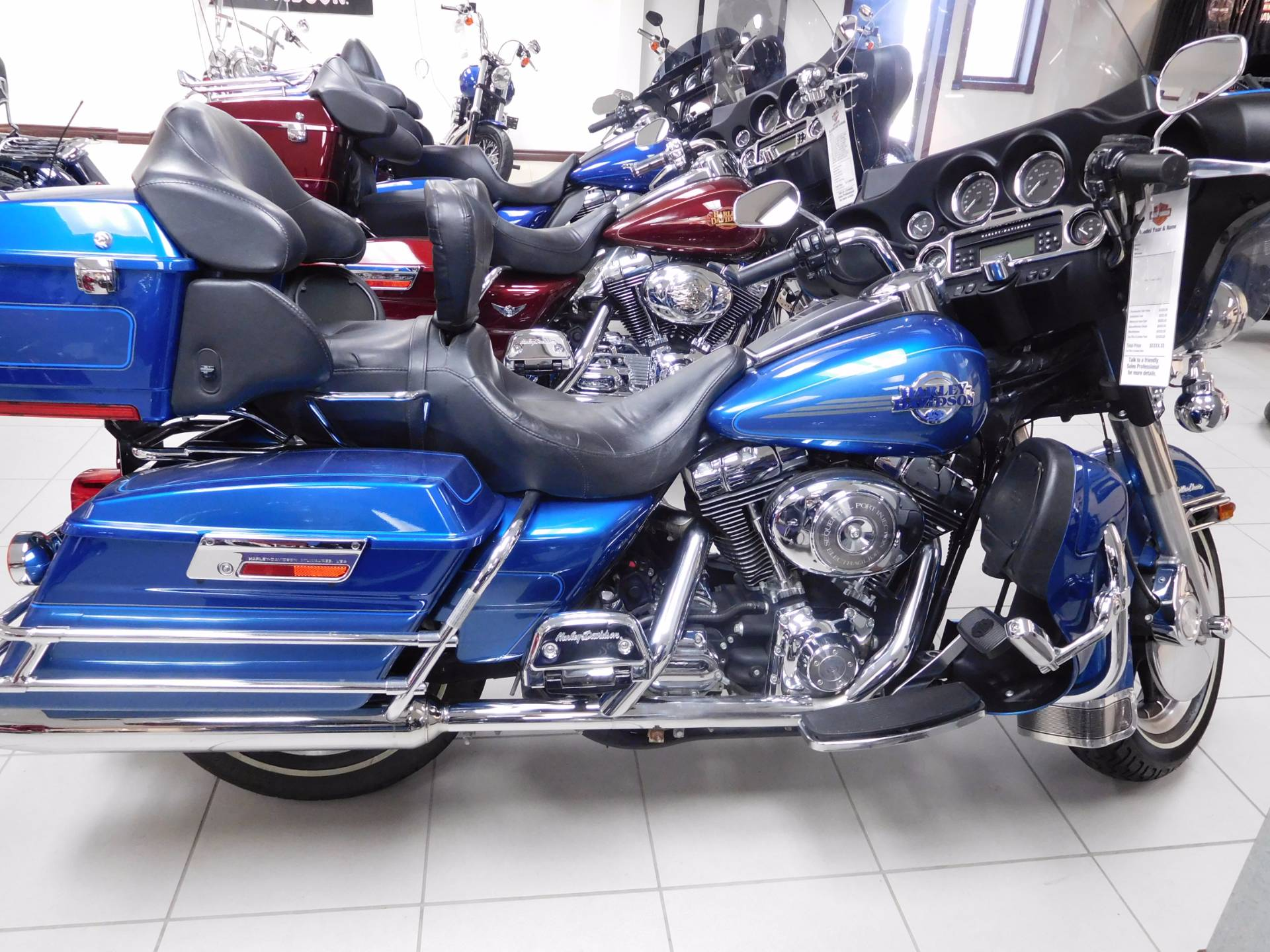 2006 Harley-Davidson Ultra Classic® Electra Glide® in Rochester, Minnesota