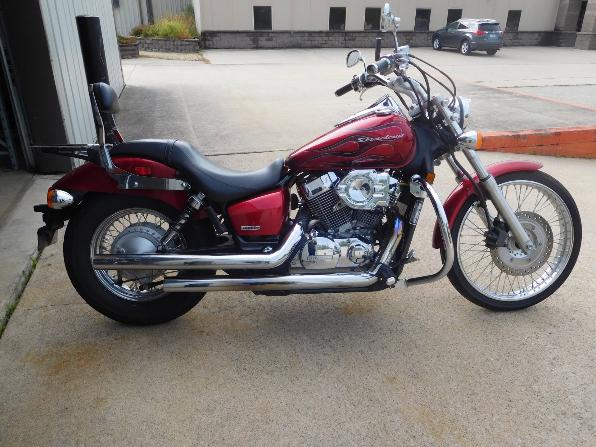 2008 Honda Shadow Spirit 750 in Rochester, Minnesota - Photo 3
