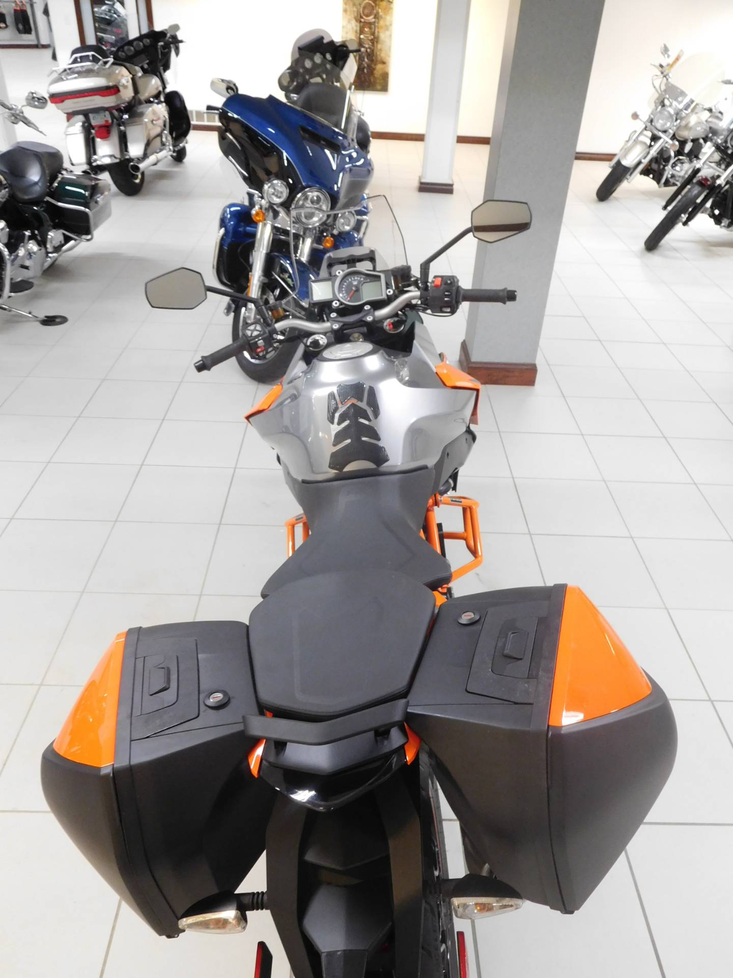 2017 KTM 1290 Super Duke GT in Rochester, Minnesota - Photo 4
