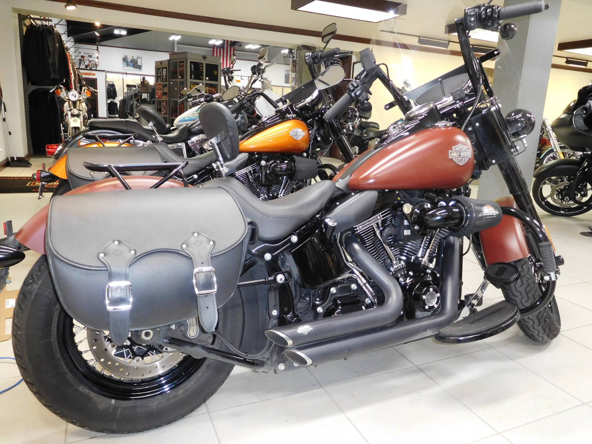 2016 Harley-Davidson Softail Slim® S in Rochester, Minnesota - Photo 4