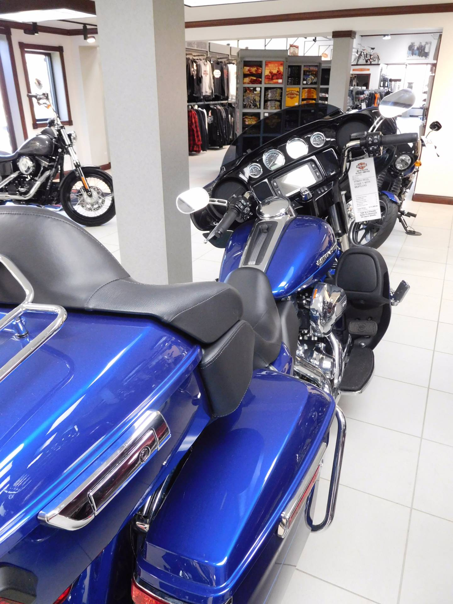 2015 Harley-Davidson Ultra Limited in Rochester, Minnesota
