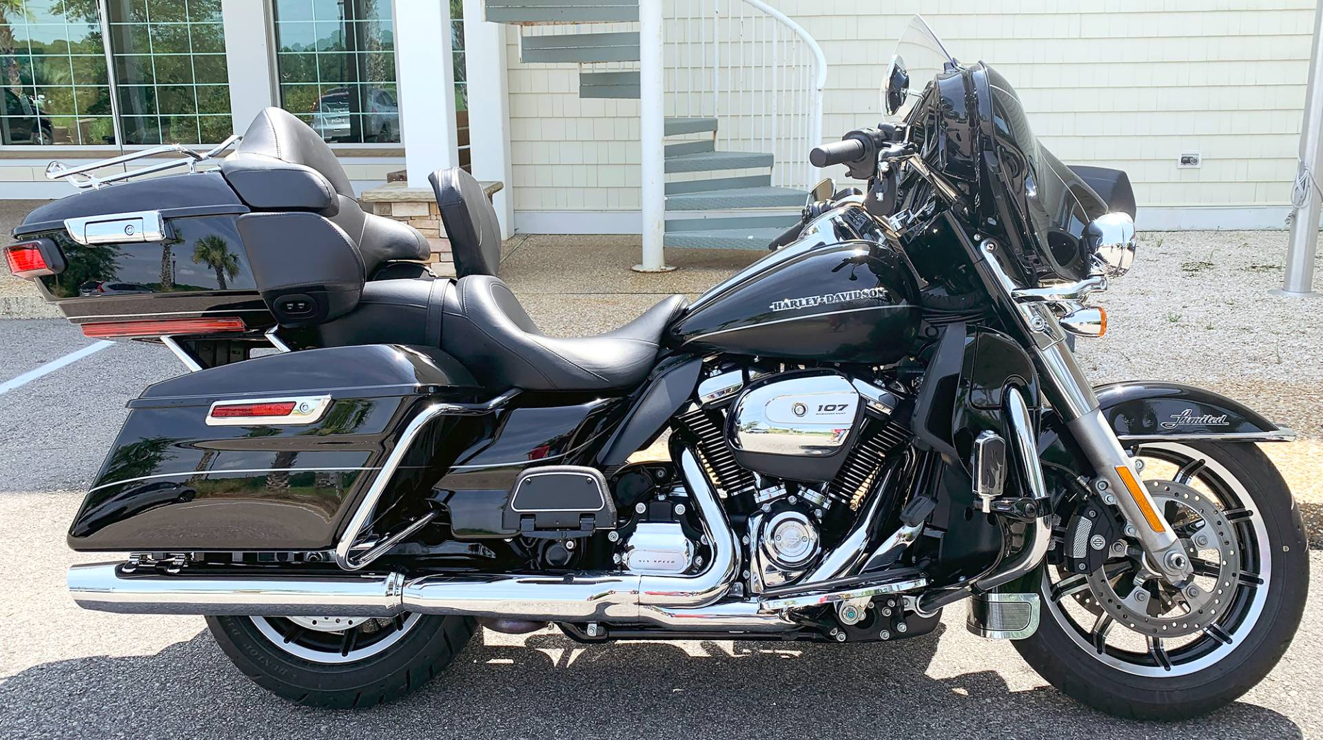 2017 Harley-Davidson Ultra Limited in Shallotte, North Carolina - Photo 1