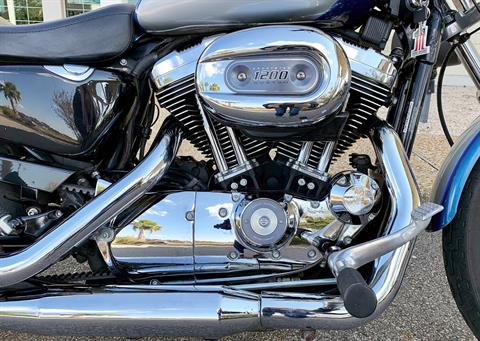 2005 Harley-Davidson Sportster® 1200 Custom in Shallotte, North Carolina - Photo 7