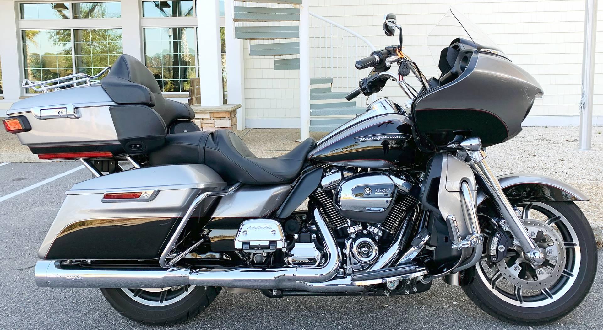 2017 Road Glide Ultra >> 2017 Harley Davidson Road Glide Ultra In Shallotte North Carolina
