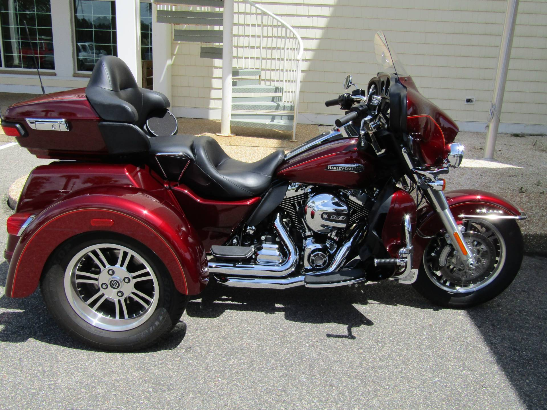 2016 Harley-Davidson Tri Glide® Ultra in Shallotte, North Carolina - Photo 1