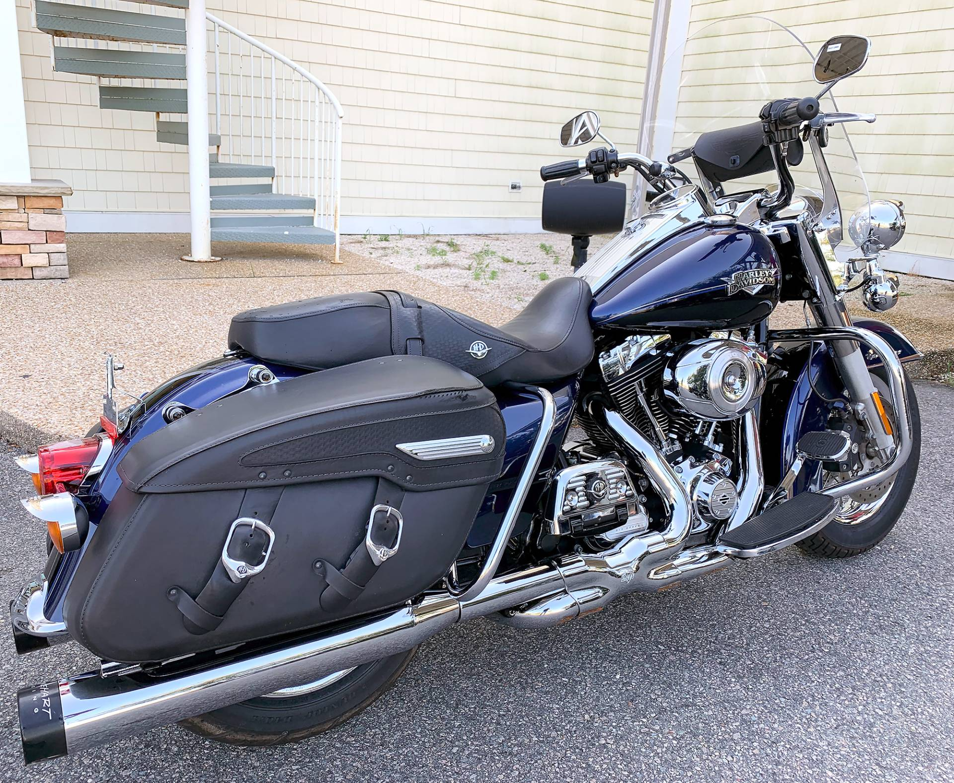 2013 Harley-Davidson Road King® Classic in Shallotte, North Carolina - Photo 4