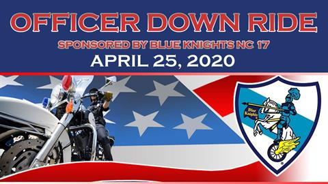 2020 Officer Down Ride