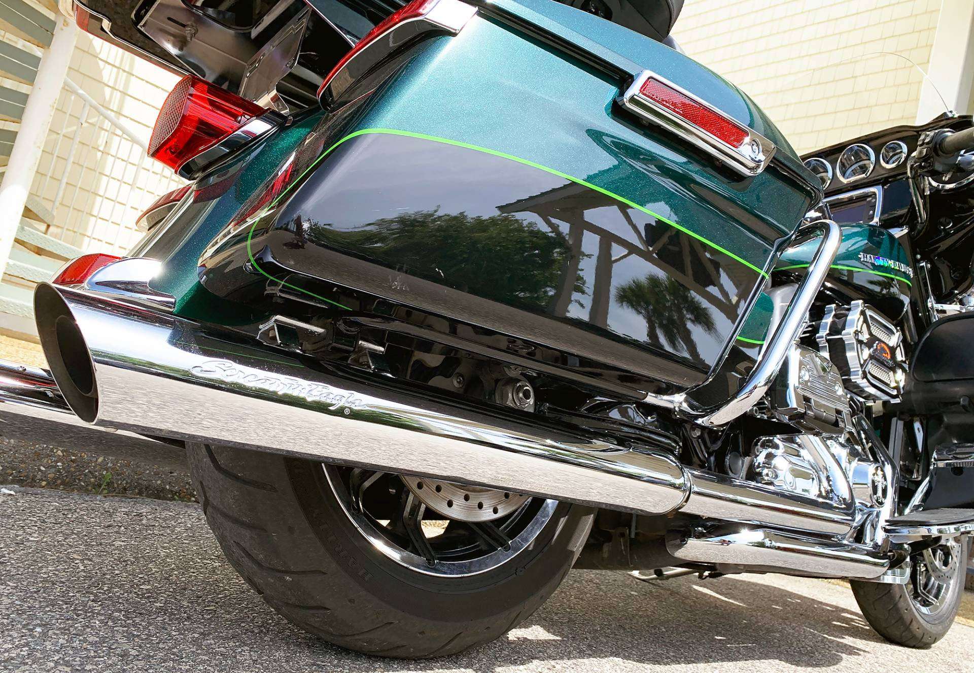 2015 Harley-Davidson Electra Glide® Ultra Limited® in Wilmington, North Carolina - Photo 8