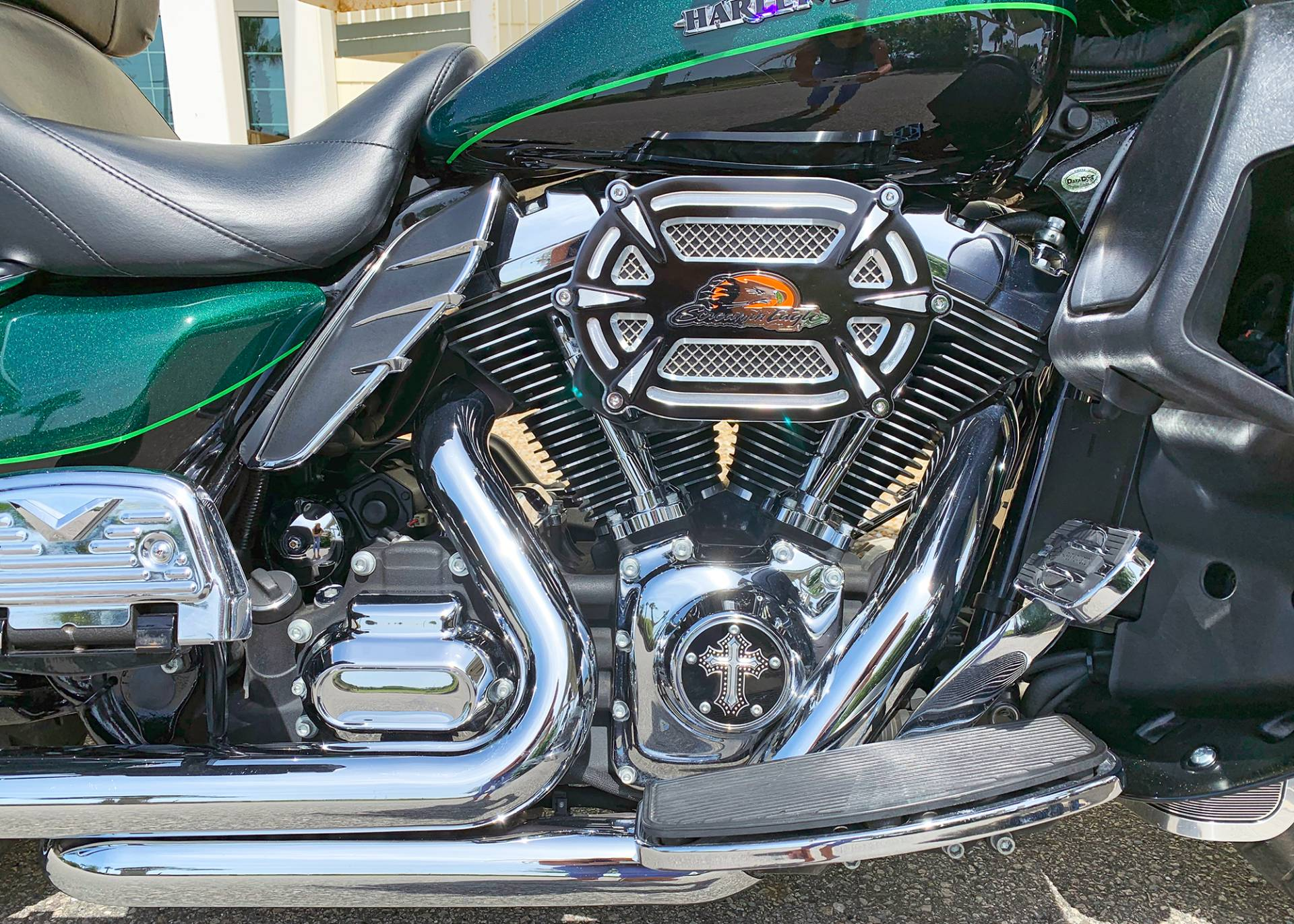 2015 Harley-Davidson Electra Glide® Ultra Limited® in Wilmington, North Carolina - Photo 9