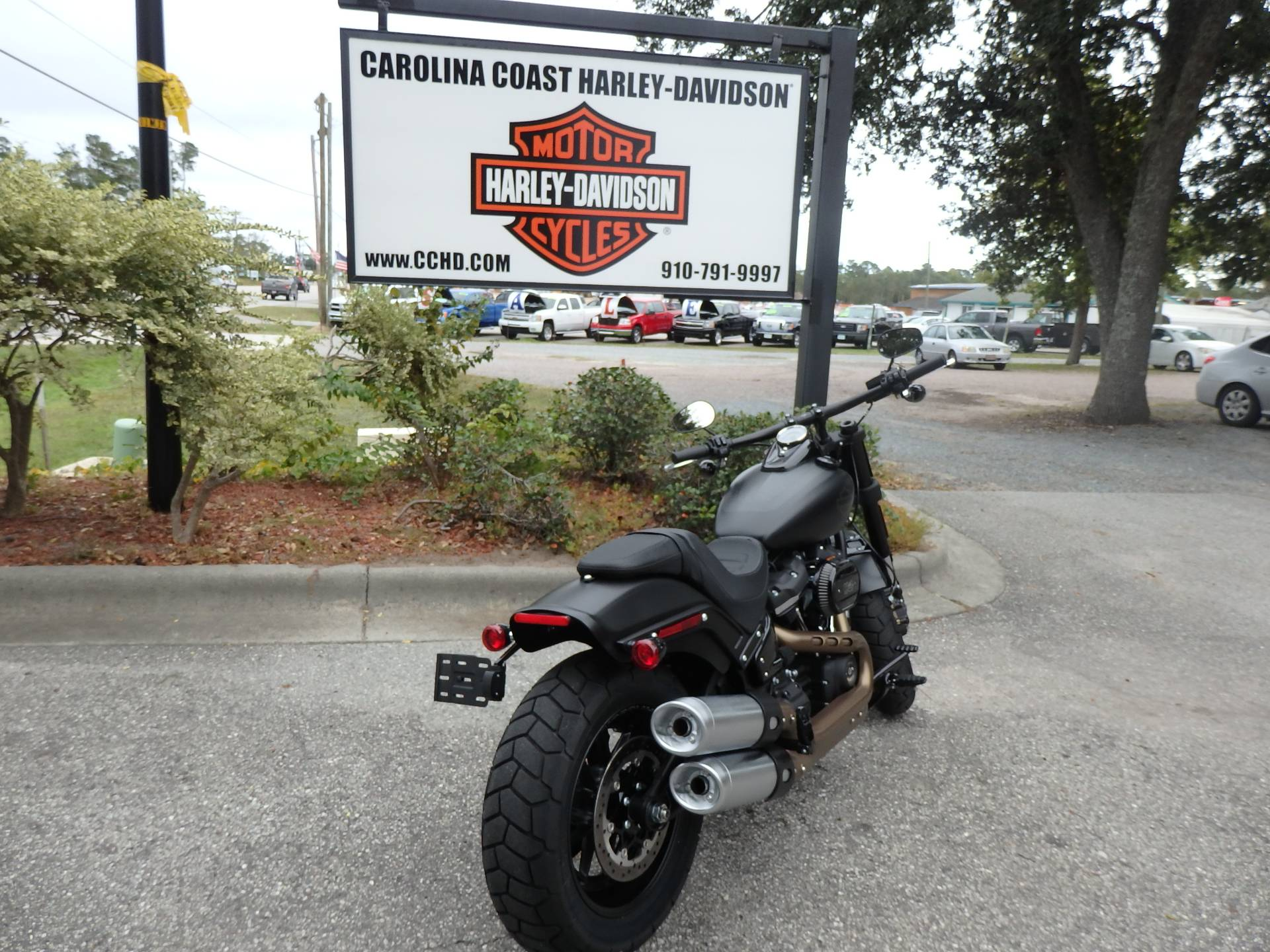 2018 Harley-Davidson Fat Bob® 114 in Wilmington, North Carolina - Photo 6
