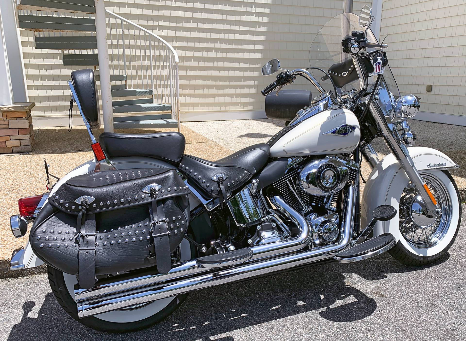 2014 Harley-Davidson Heritage® Classic in Wilmington, North Carolina - Photo 4