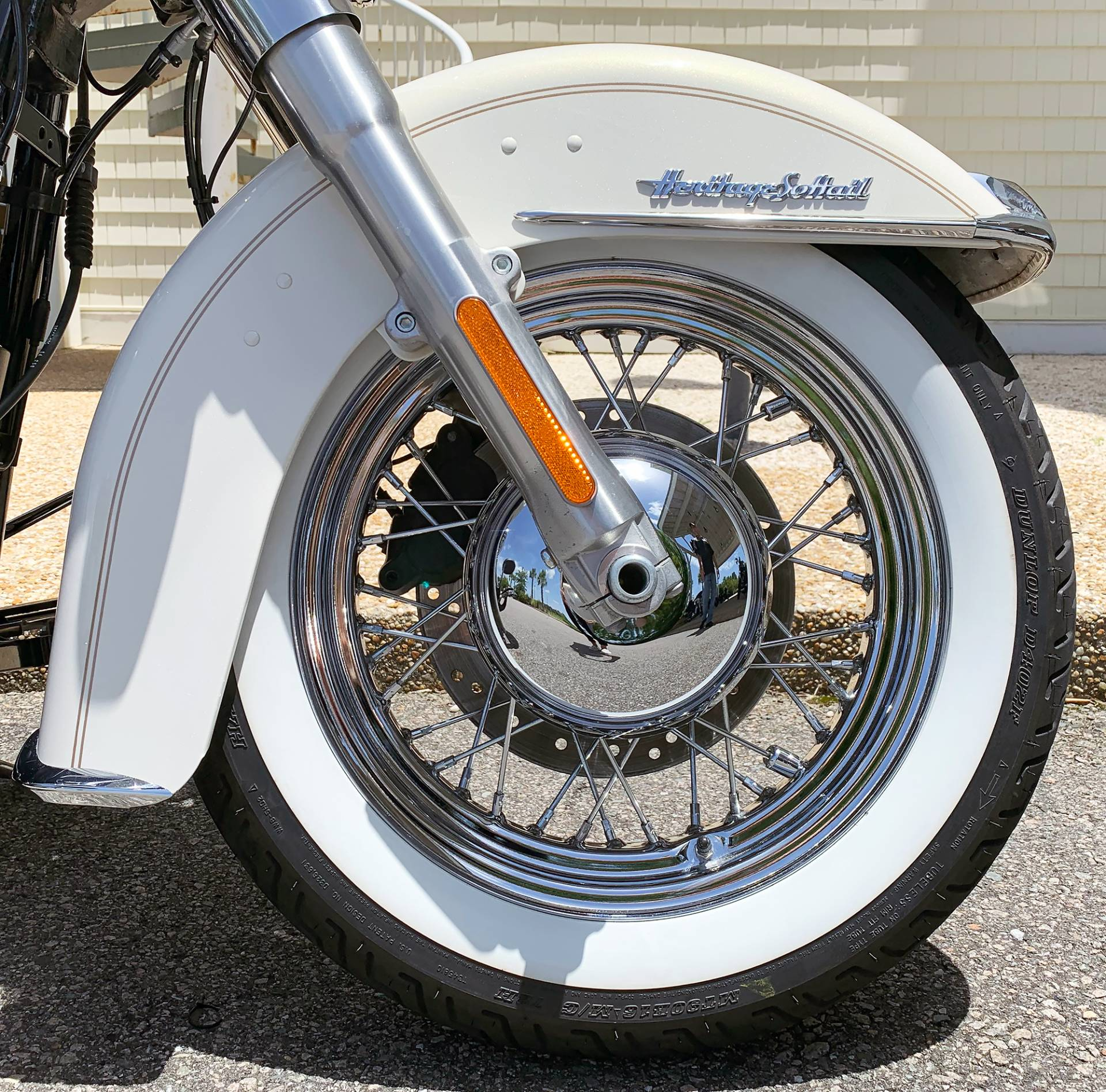 2014 Harley-Davidson Heritage® Classic in Wilmington, North Carolina - Photo 8