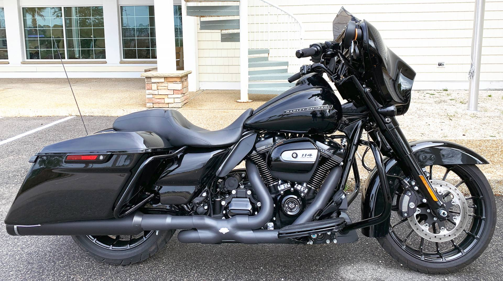 2019 Harley-Davidson Street Glide® Special in Wilmington, North Carolina - Photo 1