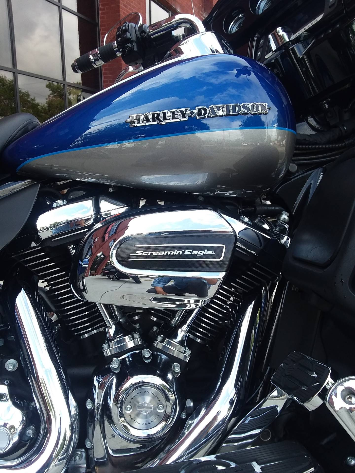 2017 Harley-Davidson Electra Glide® Ultra Limited® in Wilmington, North Carolina - Photo 4
