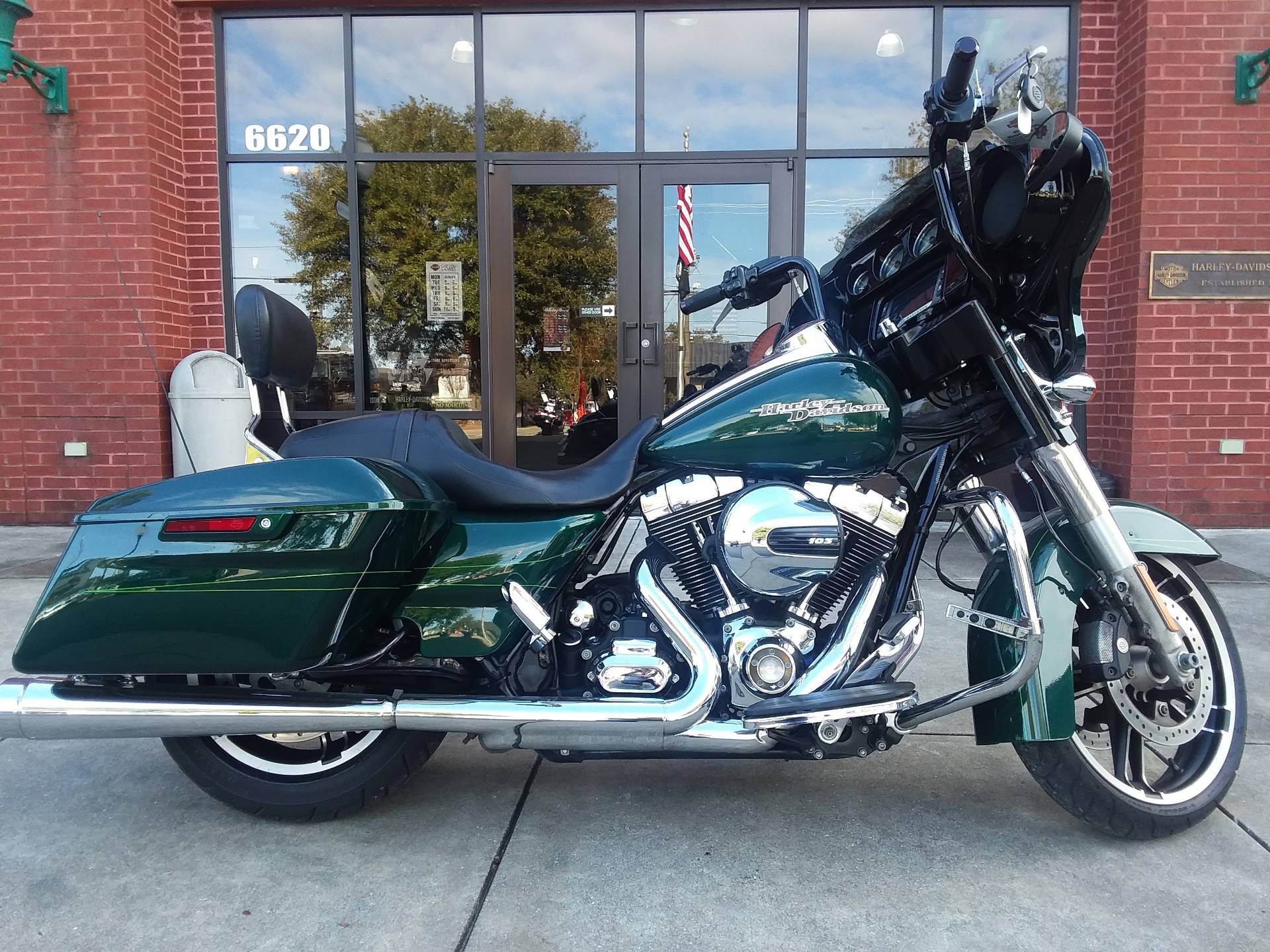 2015 Harley-Davidson Street Glide® Special in Wilmington, North Carolina - Photo 1