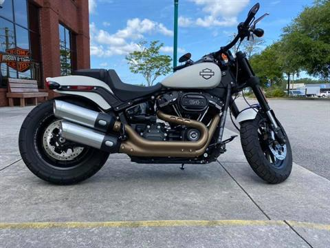 2018 Harley-Davidson Fat Bob® 114 in Wilmington, North Carolina - Photo 2