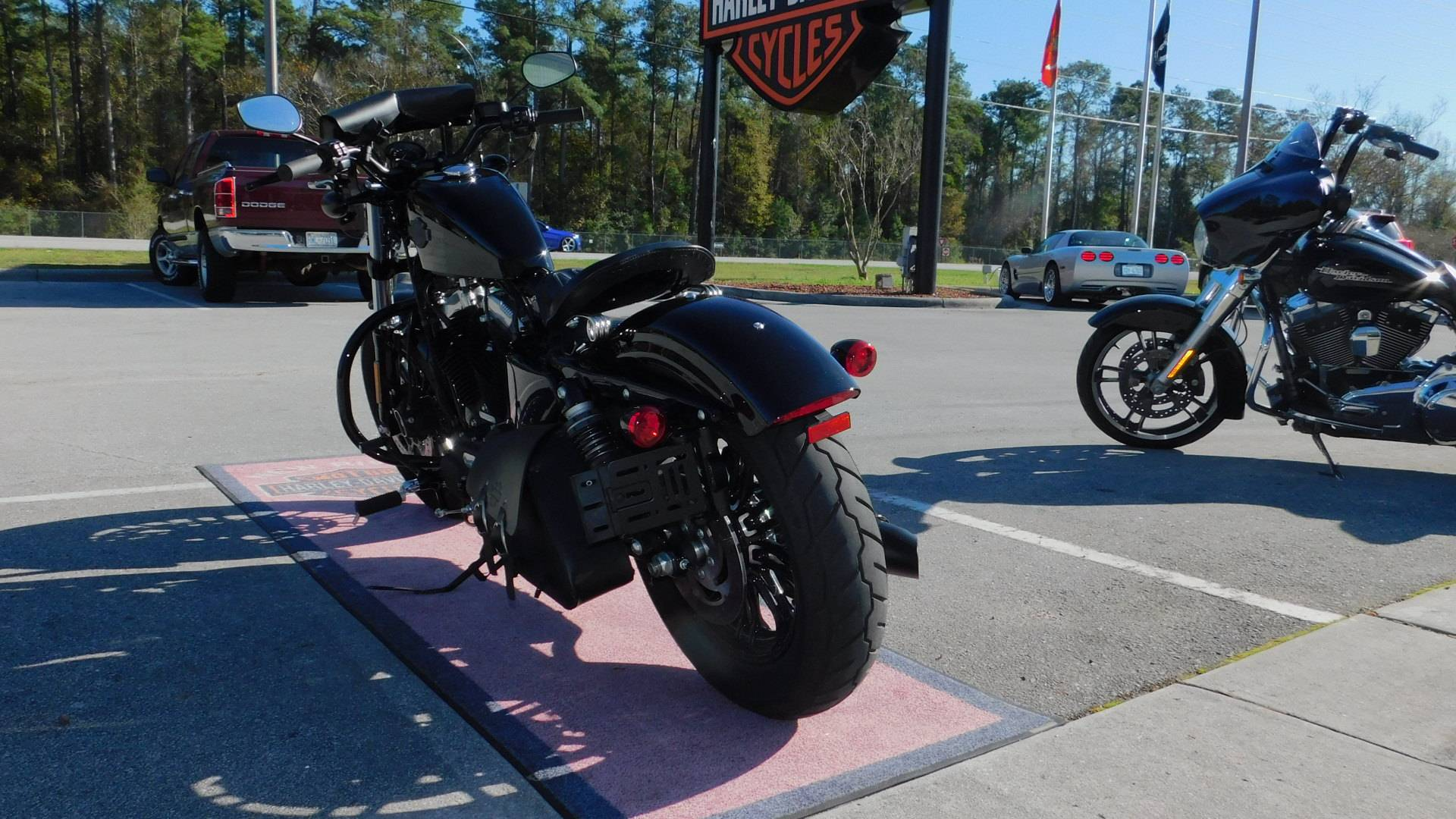 2016 Harley-Davidson Sportster Forty Eight in Jacksonville, North Carolina - Photo 5