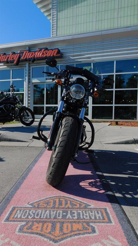 2016 Harley-Davidson Sportster Forty Eight in Jacksonville, North Carolina - Photo 3