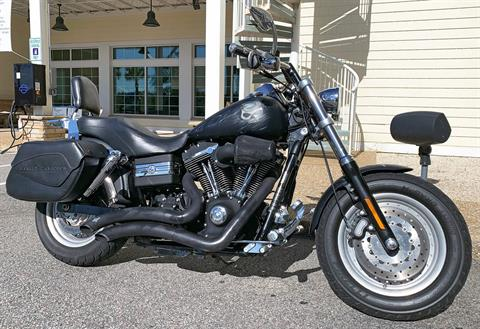 2009 Harley-Davidson Fat Bob® in Jacksonville, North Carolina - Photo 2