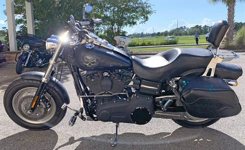 2009 Harley-Davidson Fat Bob® in Jacksonville, North Carolina - Photo 3