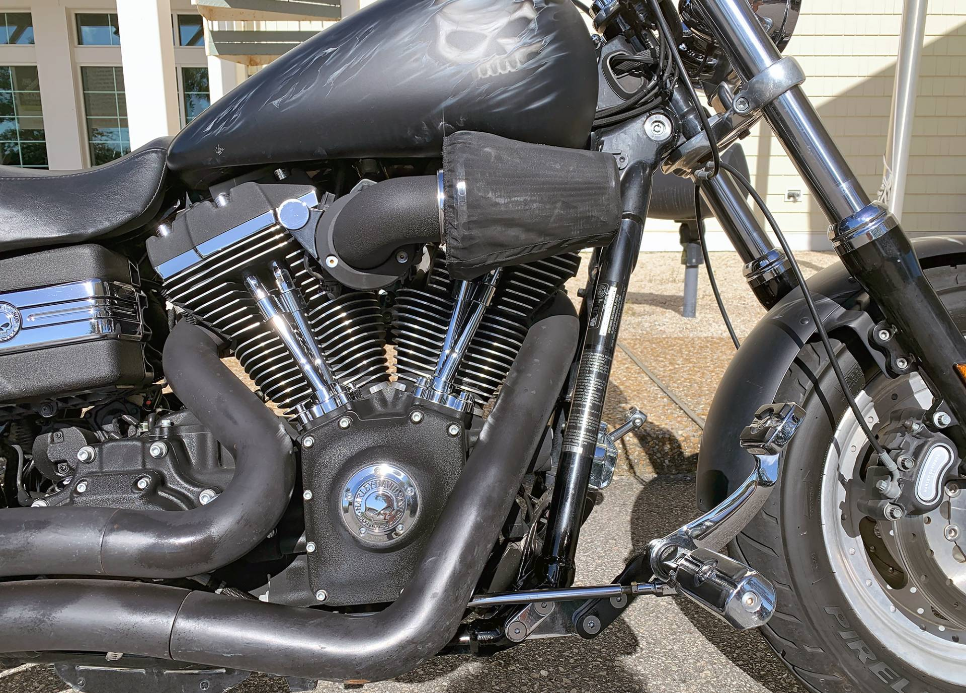 2009 Harley-Davidson Fat Bob® in Jacksonville, North Carolina - Photo 8