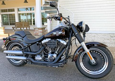 2014 Harley-Davidson Fat Boy® in Jacksonville, North Carolina - Photo 2