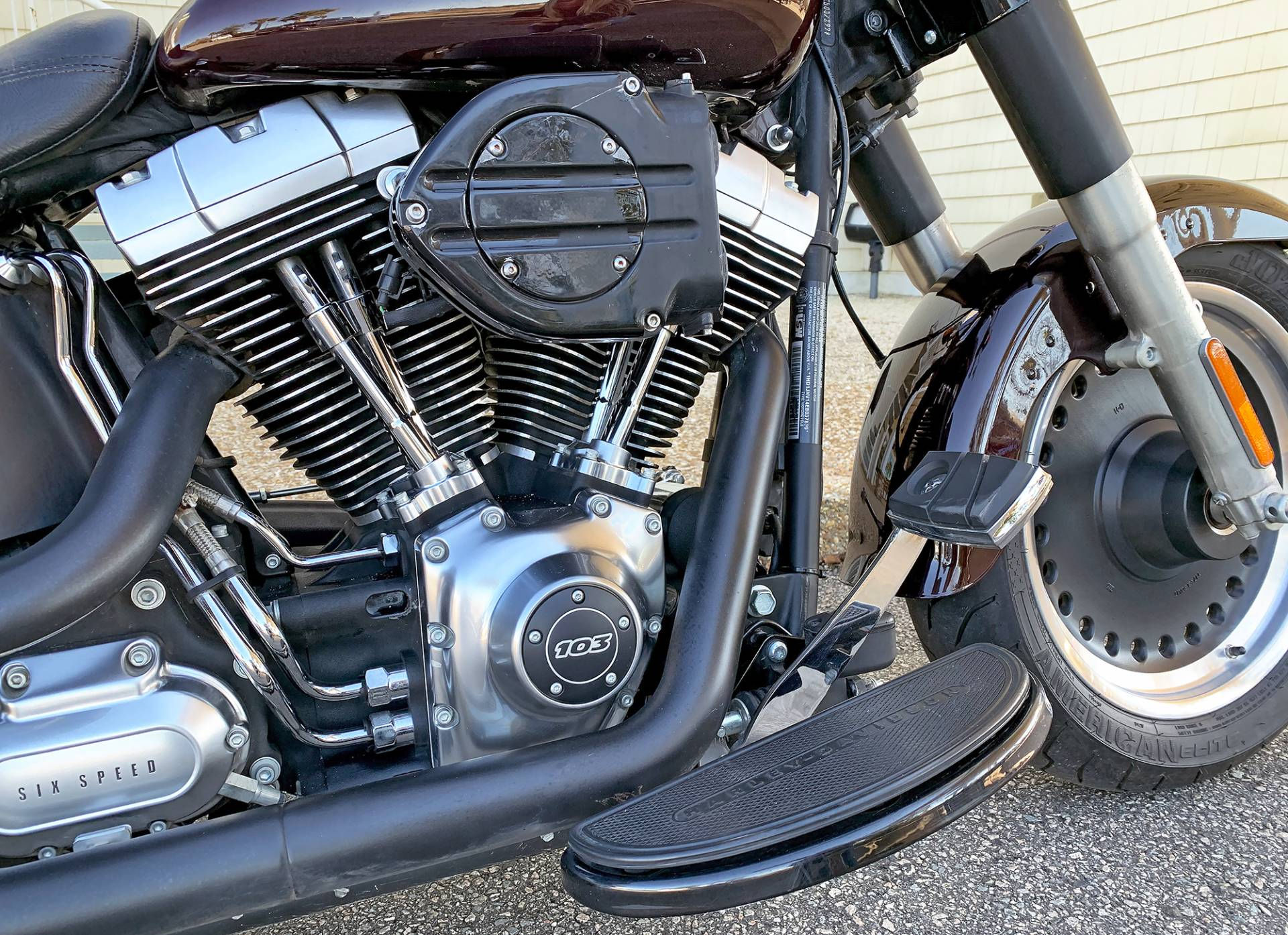 2014 Harley-Davidson Fat Boy® in Jacksonville, North Carolina - Photo 9