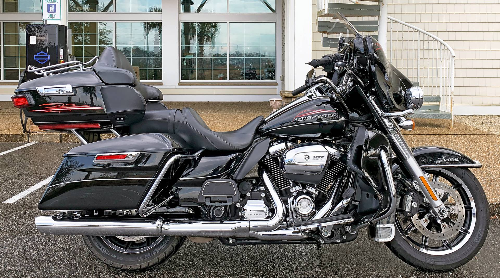 2017 Harley-Davidson Electra Glide® Ultra Limited® in Jacksonville, North Carolina - Photo 1