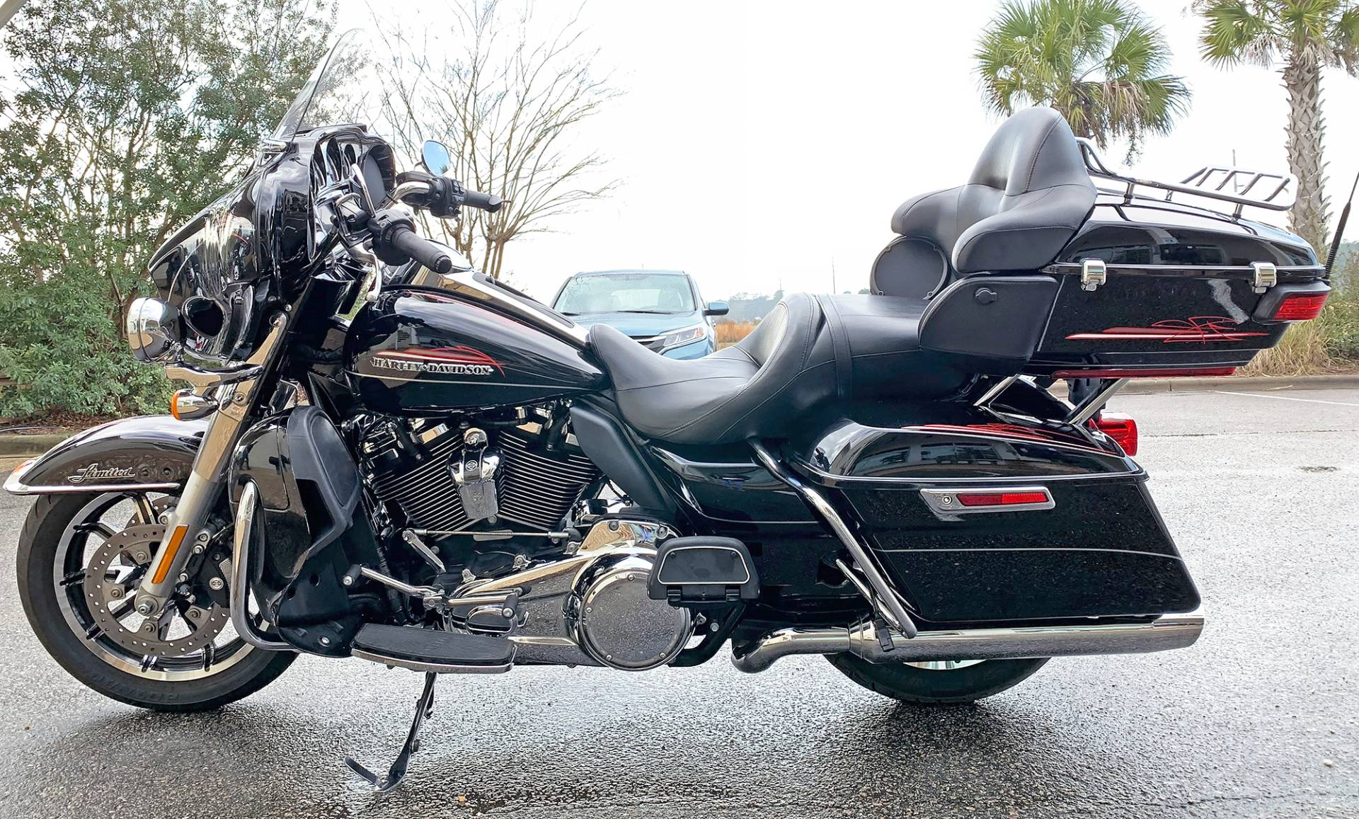 2017 Harley-Davidson Electra Glide® Ultra Limited® in Jacksonville, North Carolina - Photo 3