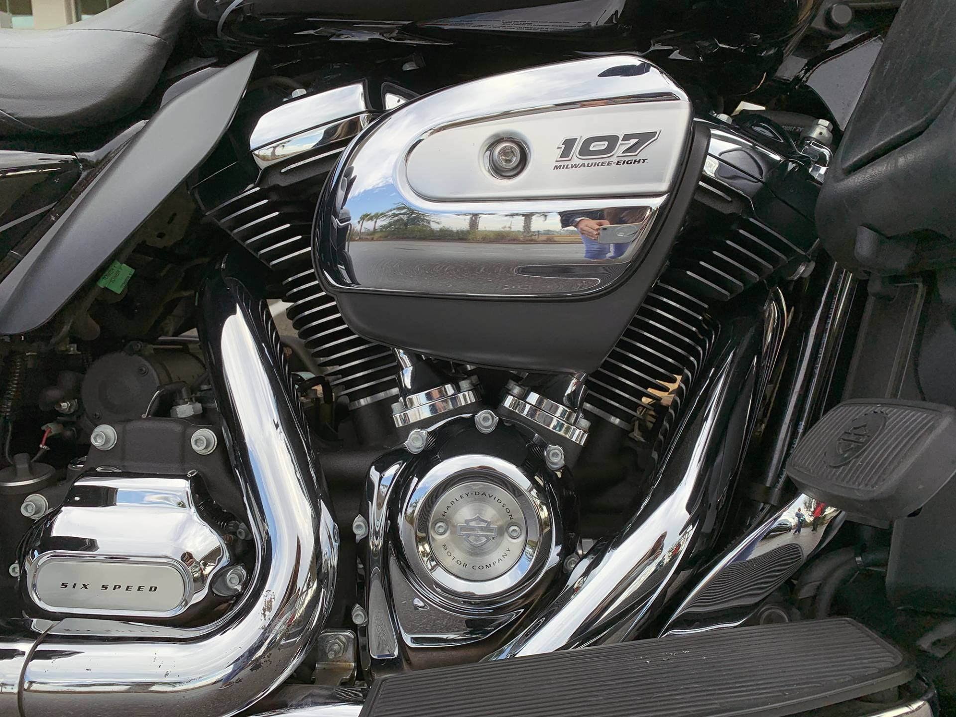 2017 Harley-Davidson Electra Glide® Ultra Limited® in Jacksonville, North Carolina - Photo 9