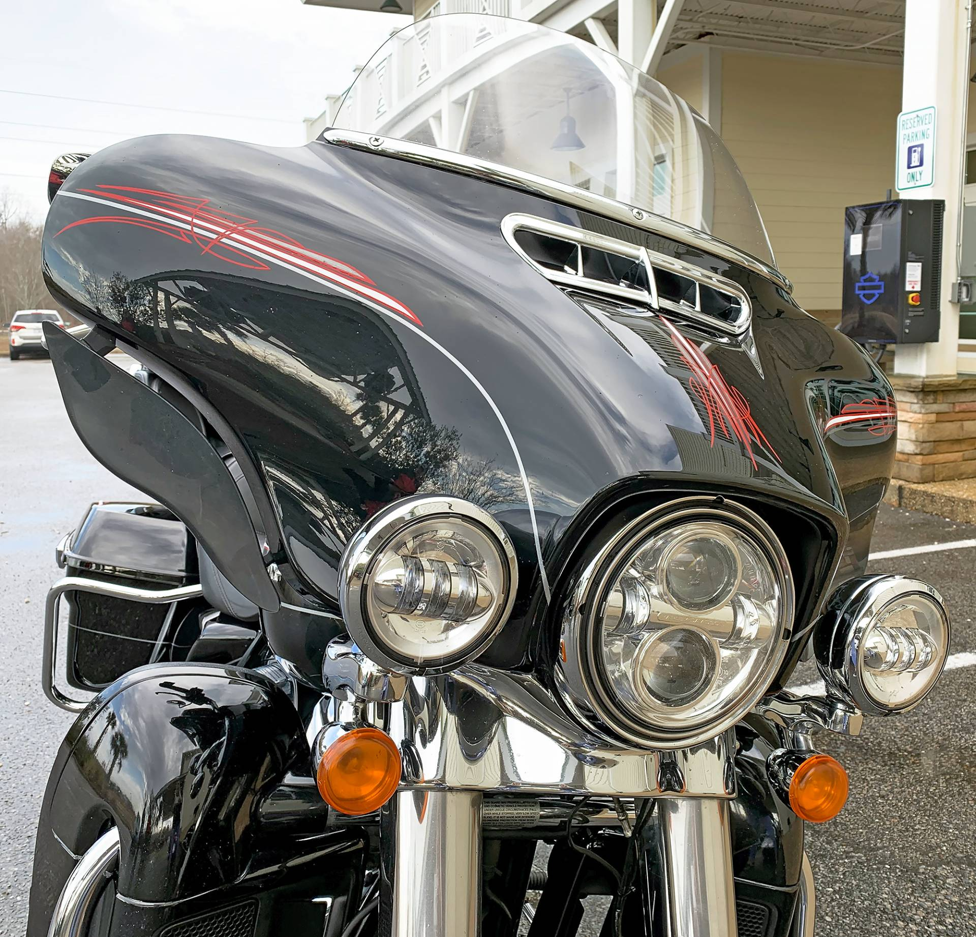 2017 Harley-Davidson Electra Glide® Ultra Limited® in Jacksonville, North Carolina - Photo 13