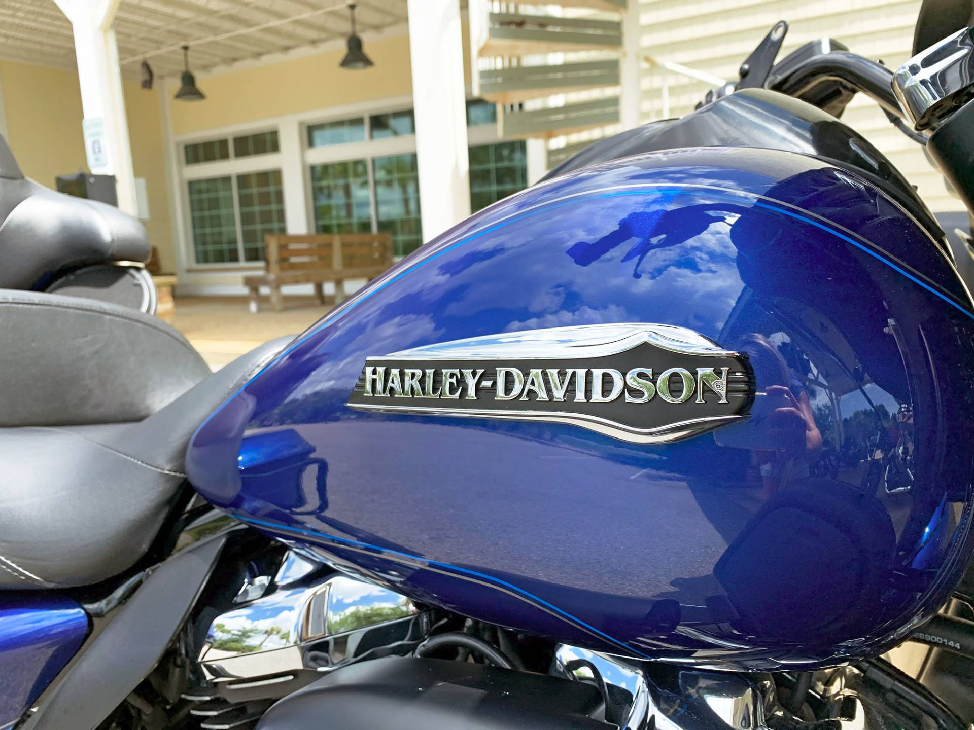2017 Harley-Davidson Electra Glide® Ultra Classic® in Jacksonville, North Carolina - Photo 12