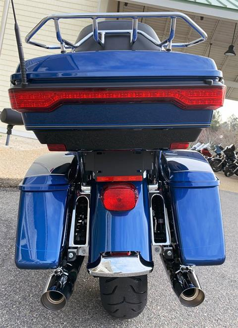 2018 Harley-Davidson Electra Glide® Ultra Limited® Anniversary in Jacksonville, North Carolina - Photo 4