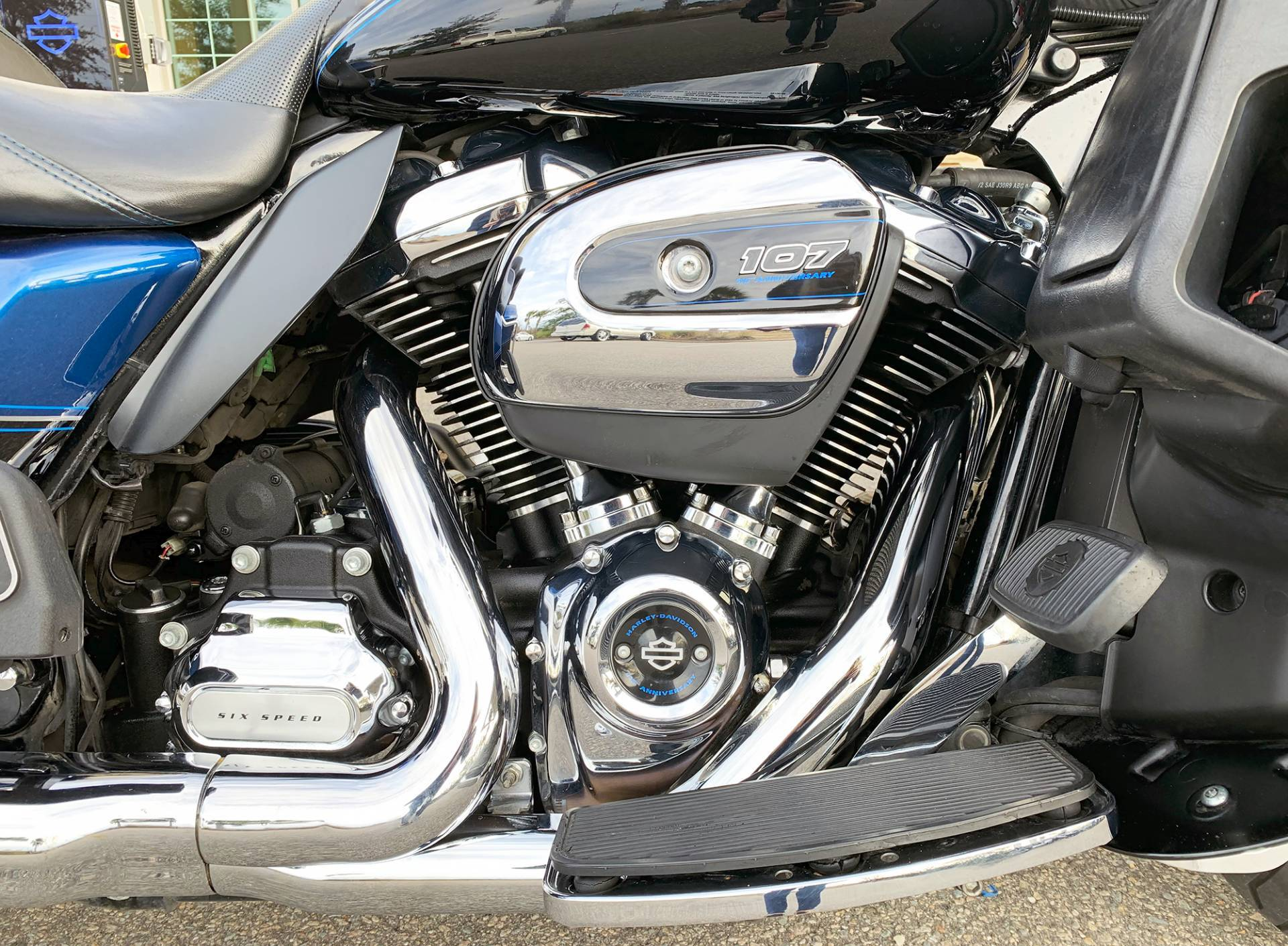 2018 Harley-Davidson Electra Glide® Ultra Limited® Anniversary in Jacksonville, North Carolina - Photo 9