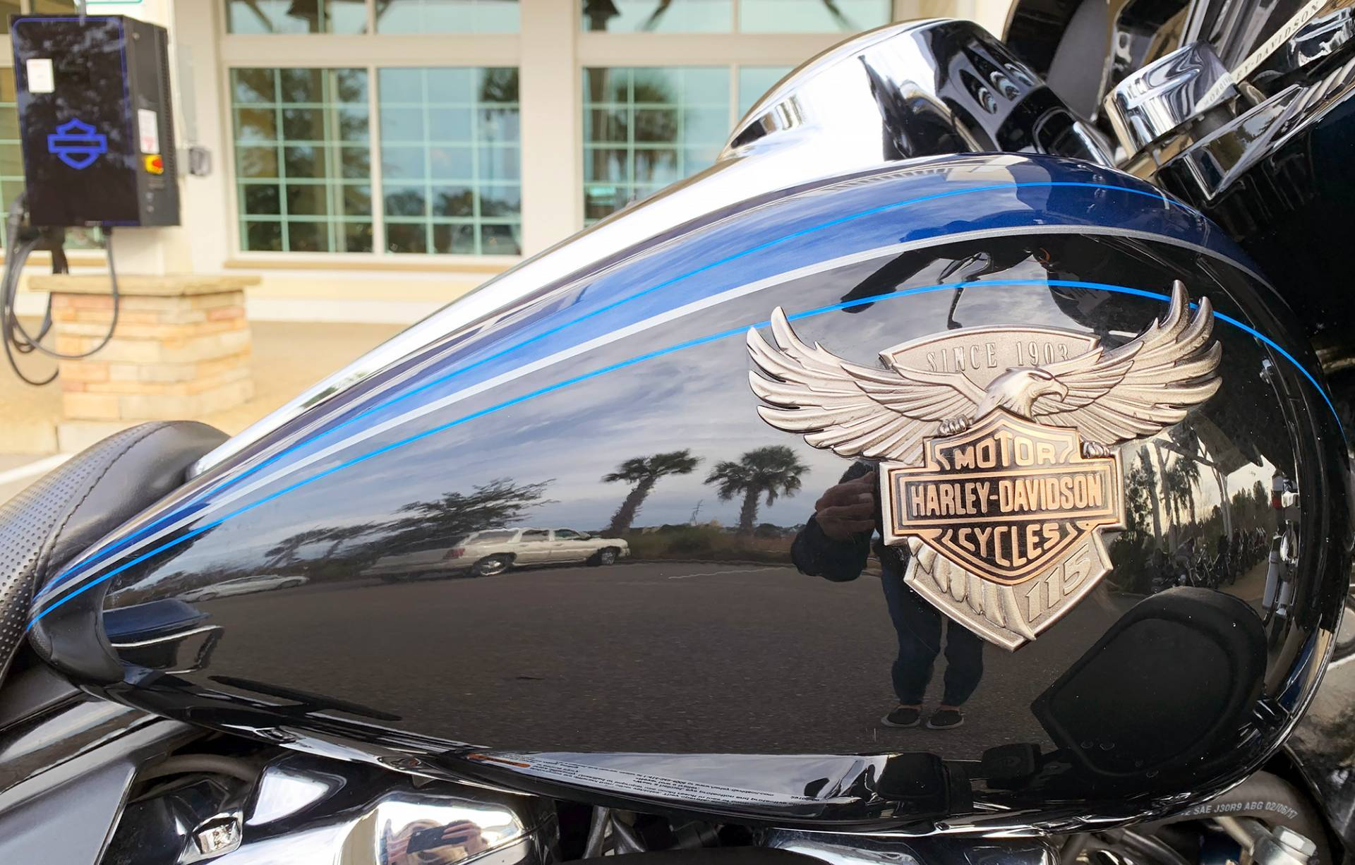 2018 Harley-Davidson Electra Glide® Ultra Limited® Anniversary in Jacksonville, North Carolina - Photo 11