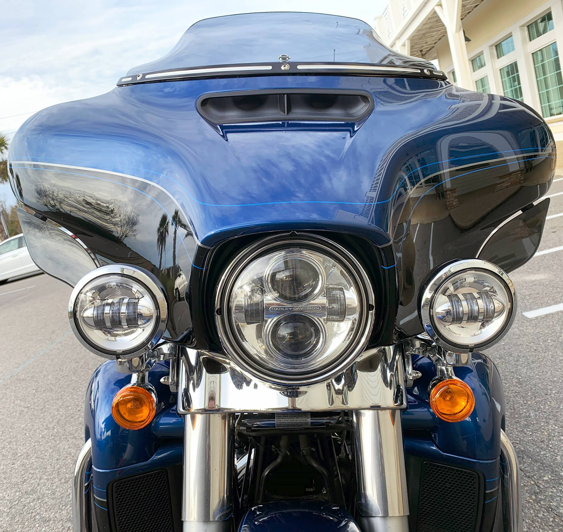 2018 Harley-Davidson Electra Glide® Ultra Limited® Anniversary in Jacksonville, North Carolina - Photo 16