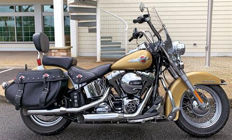2017 Harley-Davidson Heritage Softail® Classic in Jacksonville, North Carolina - Photo 1
