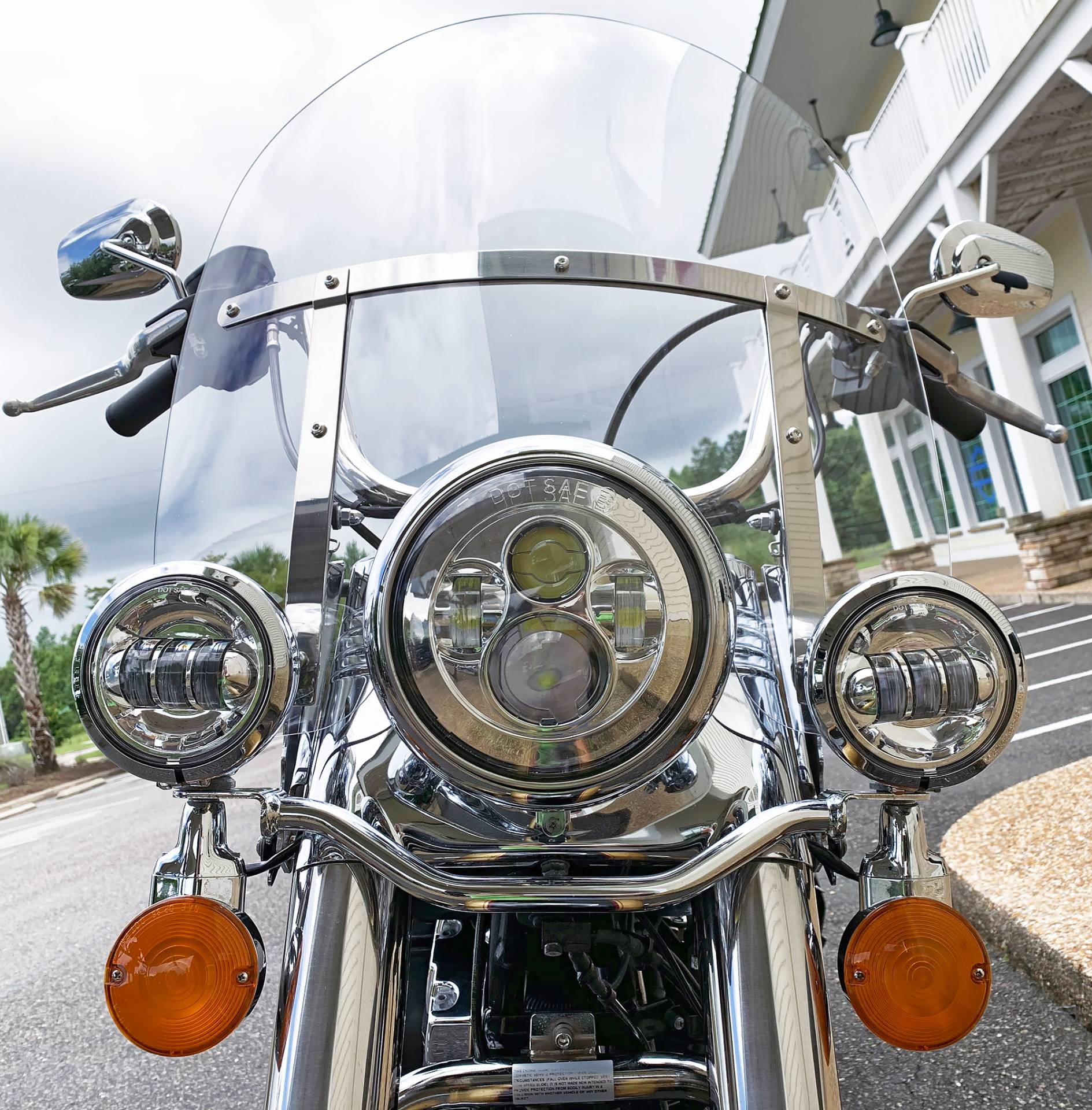2017 Harley-Davidson Heritage Softail® Classic in Jacksonville, North Carolina - Photo 8