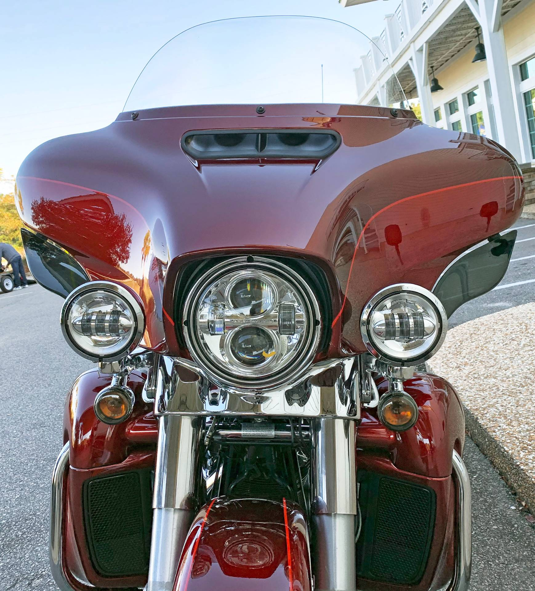 2017 Harley-Davidson Electra Glide® Ultra Limited® in Jacksonville, North Carolina - Photo 17