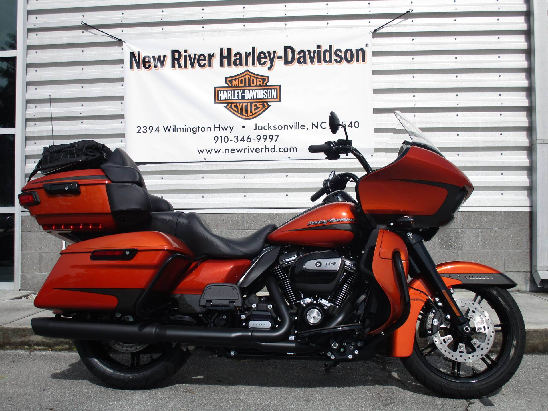 2020 Harley-Davidson Road Glide® Limited in Jacksonville, North Carolina - Photo 1