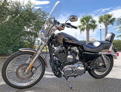 2004 Harley-Davidson Sportster® 1200 Custom in Jacksonville, North Carolina - Photo 3
