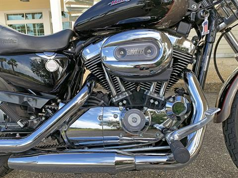 2004 Harley-Davidson Sportster® 1200 Custom in Jacksonville, North Carolina - Photo 9
