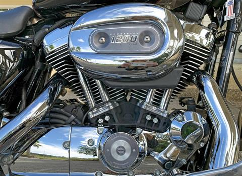 2004 Harley-Davidson Sportster® 1200 Custom in Jacksonville, North Carolina - Photo 10