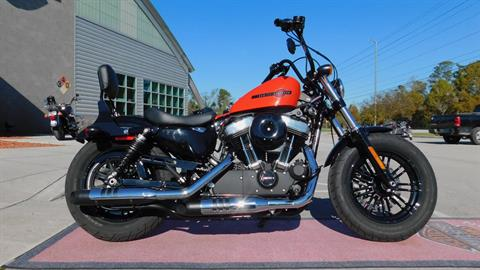 2020 Harley-Davidson Sportster Forty Eight in Jacksonville, North Carolina - Photo 1