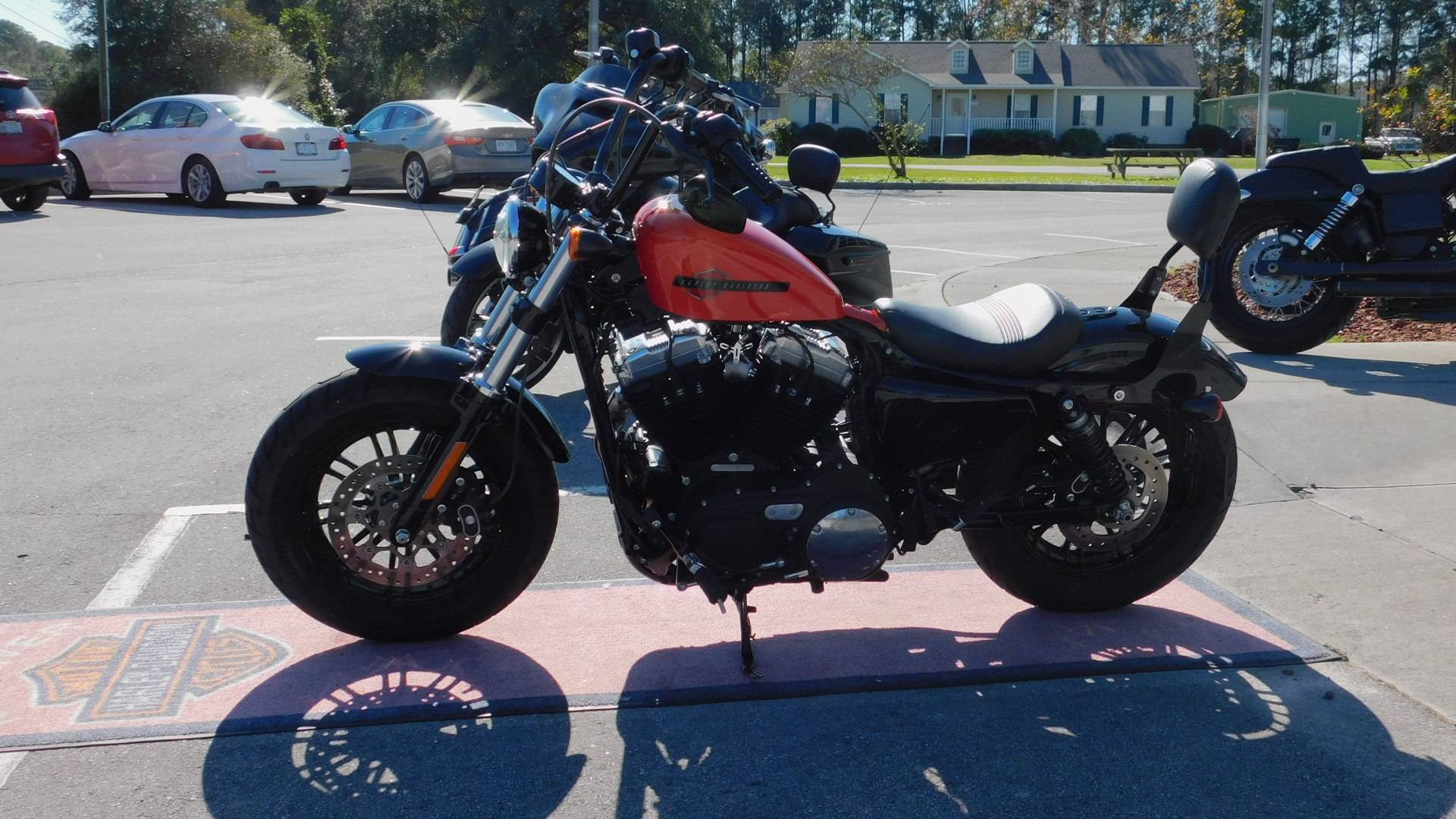 2020 Harley-Davidson Sportster Forty Eight in Jacksonville, North Carolina - Photo 4