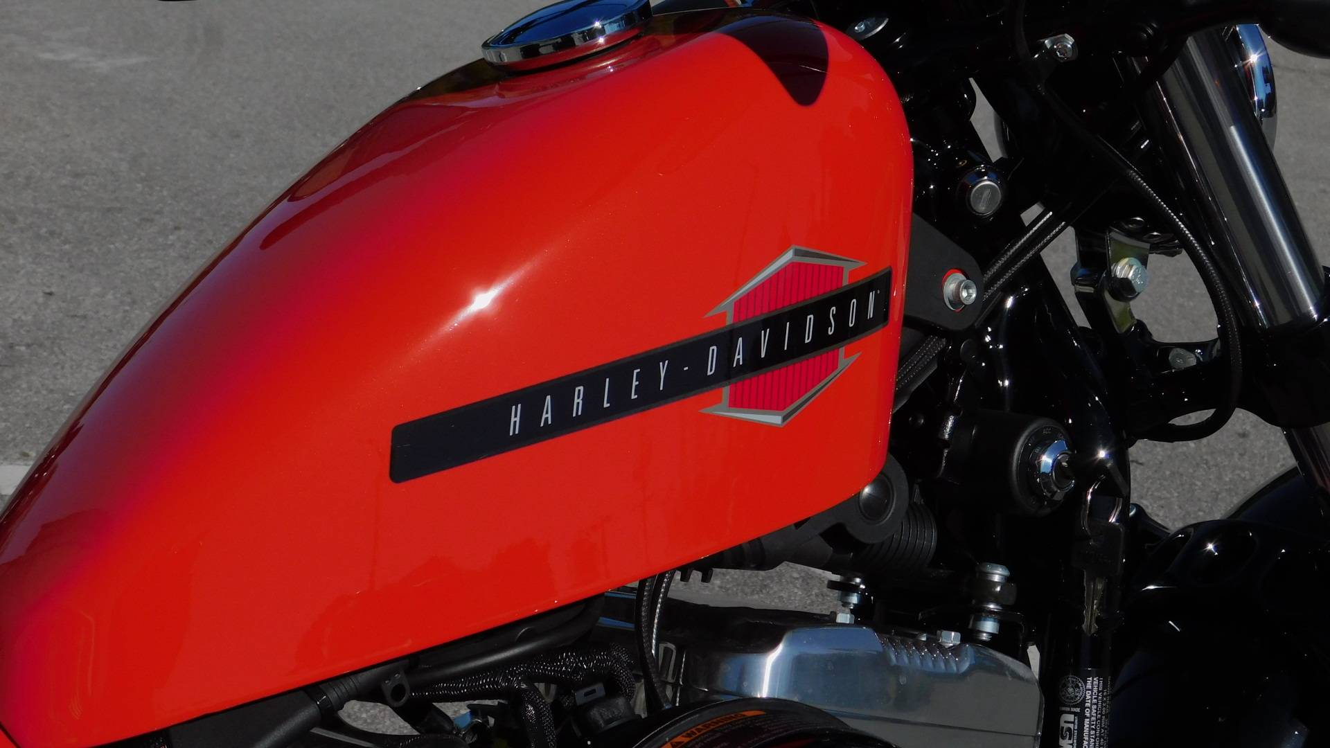 2020 Harley-Davidson Sportster Forty Eight in Jacksonville, North Carolina - Photo 8
