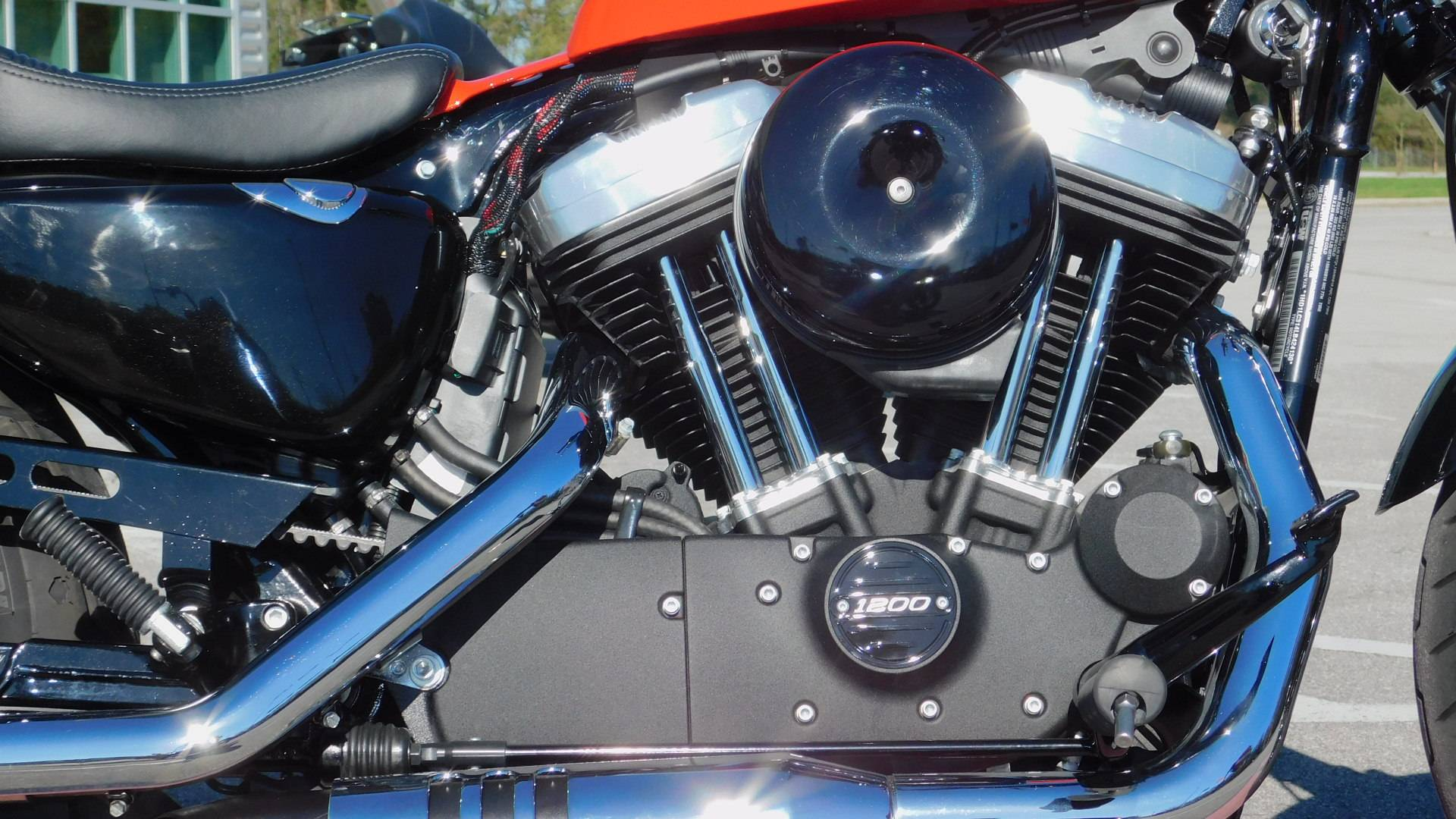 2020 Harley-Davidson Sportster Forty Eight in Jacksonville, North Carolina - Photo 12