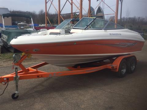 2008 Rinker 192 Captiva in Lawton, Michigan